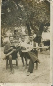 Musicians Zygia