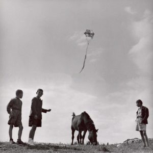 Kite flying Kathara Deftera