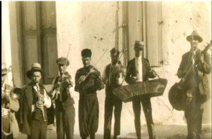 Lesvos musicians