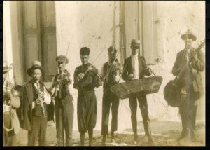 Lesvos-musicians
